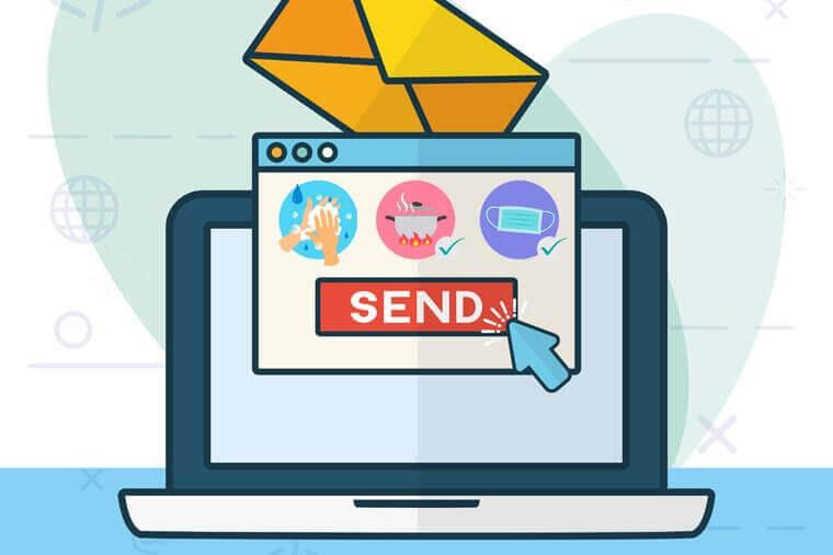 Wie passen Sie Ihr E-Mail Marketing an die Corona-Virus Krise an?