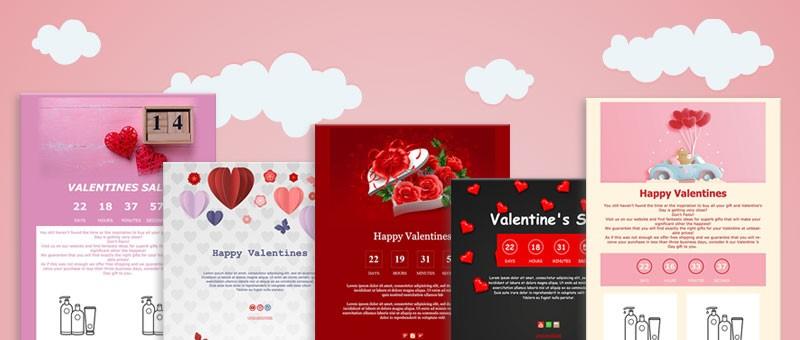 Beste Valentinstags-Newsletter Ideen für Ihre E-Mail Kampagne