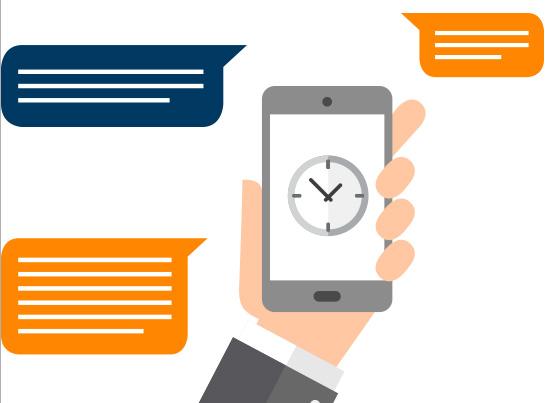 Programmieren Sie Ihre SMS-Kampagnen im Voraus